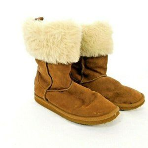 American Eagle Outfitters Pull On Winter Boots 7